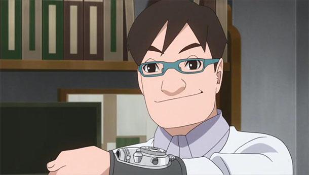 berita anime boruto perlihatkan sosok organisasi kara kotakgame